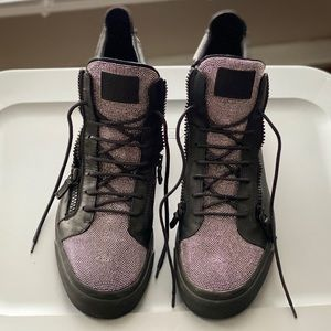 MENS giuseppe zanotti High Top sneakers 47